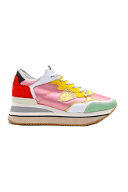 Triomphe Satin Pop sneakers