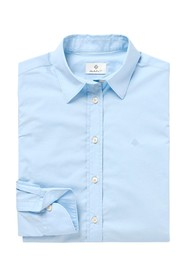 SOLID STRETCH BROADCLOTH SHIRT