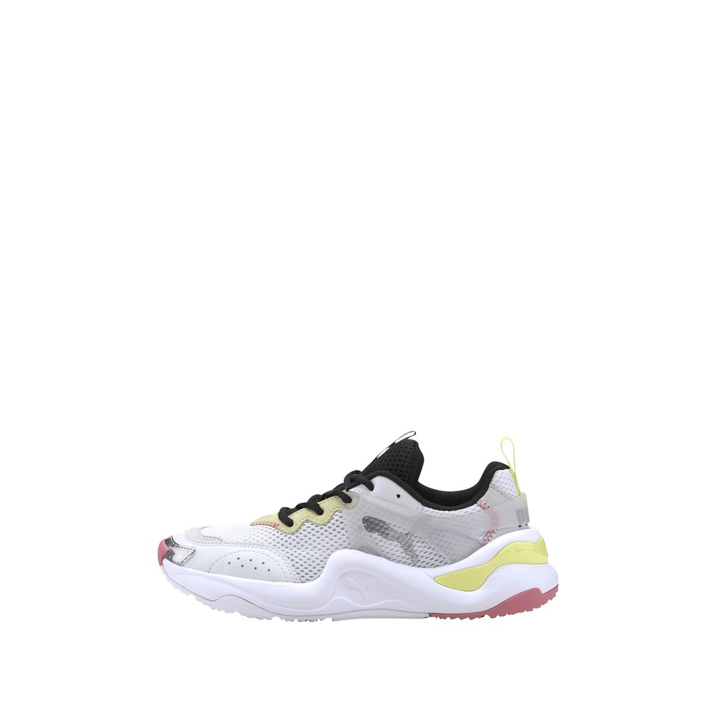 Rise Contrast sneakers