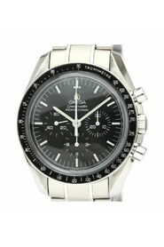 Pre-owned Speedmaster Mechanical Stainless Steel Sports Watch 3573.50