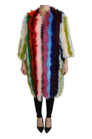 Turkey Feather Cape