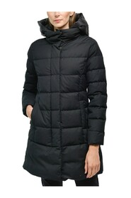 Prescott Luxe 2-In-1 Down Jacket With Removable Hood