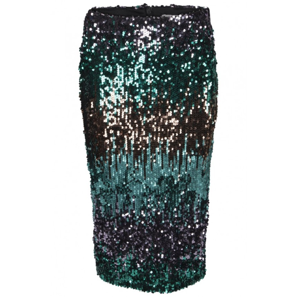 Lucy Wang sequin skirt