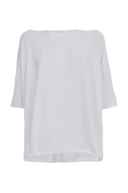 T-SHIRT S/S BOAT NECK