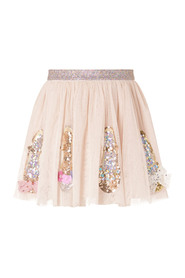 Disco Spar Skirt
