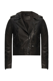 Lindell leather jacket