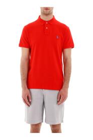 Slim Fit Polo Skjorte