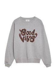 Sweatshirt GOOD VIBES ONLY