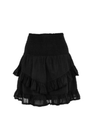 Line Solid Skirt