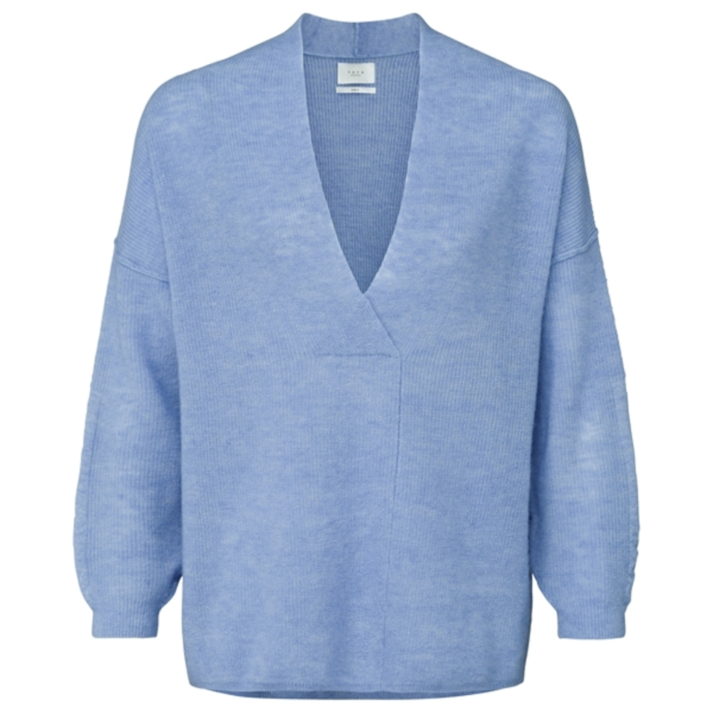 BULKY SWEATER WITH