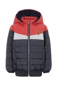 Puffer Jacket colour block