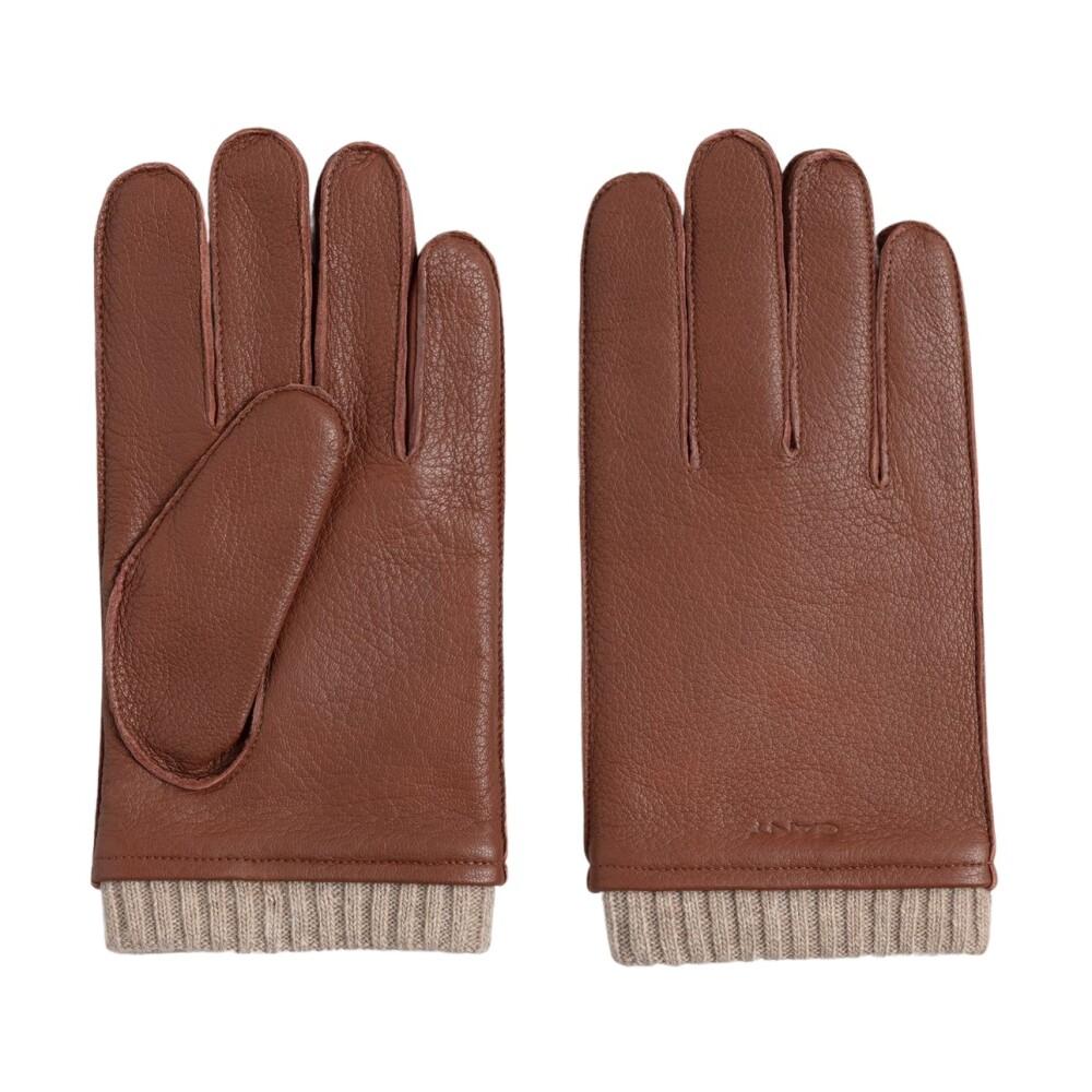 Gant Leather Gloves