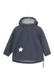 Mini A Ture - Softshell Jakke, Arik Anorak - Blue Nights
