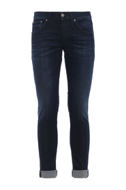 Ritchie skinny fit washed jeans