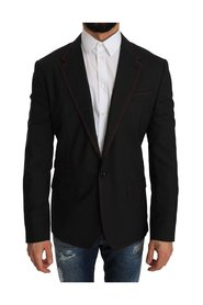 Wool Slim Blazer Jacket