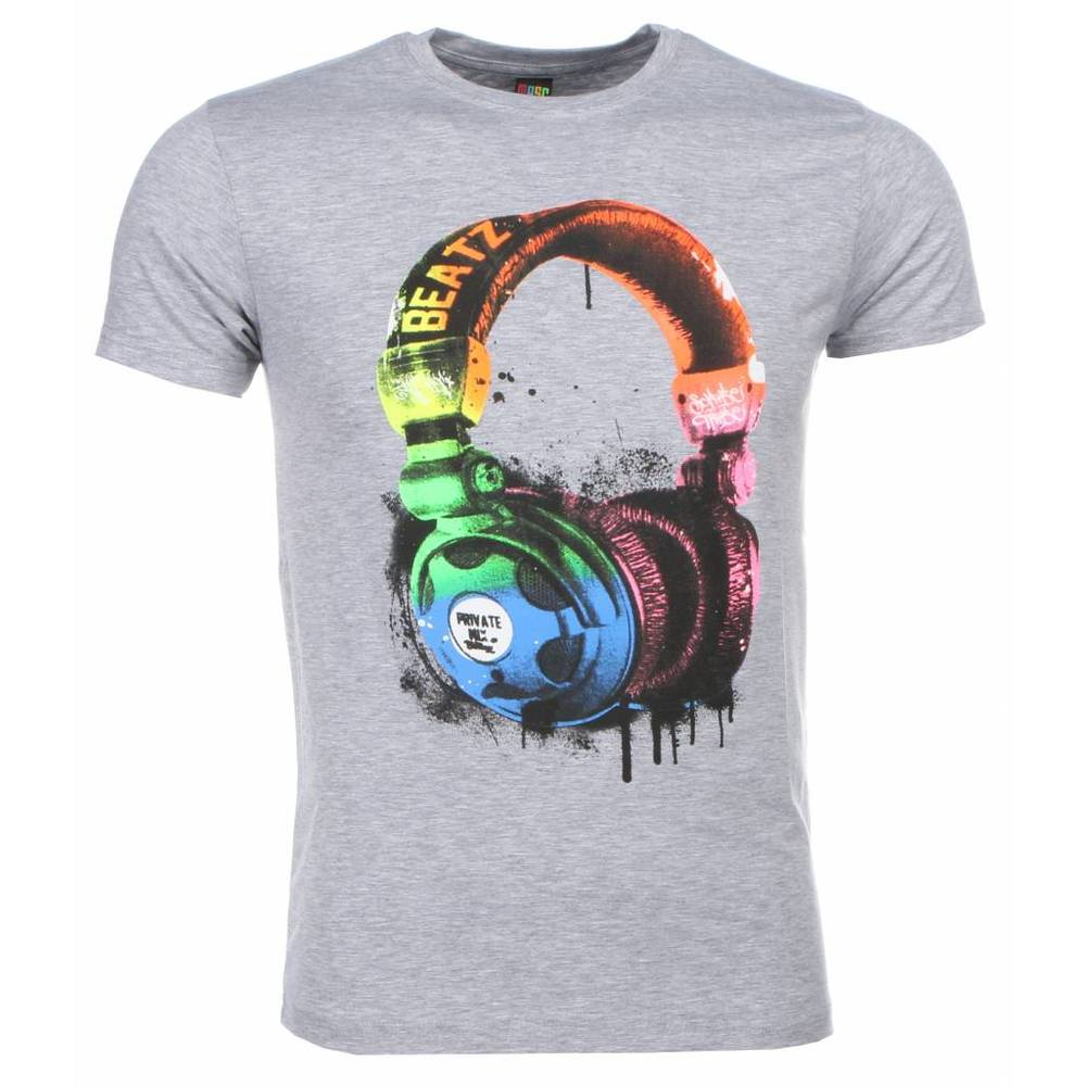 T-shirt - Beatz Headphones Print