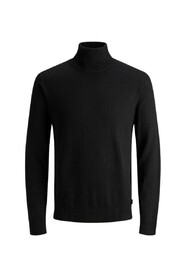 KNIT ROLL NECK STS