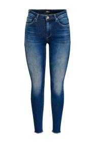 Blush Life Mid Jeans