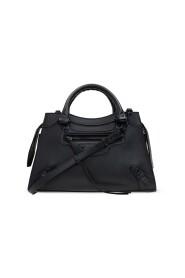 Neo Classic liten väska med topphandtag