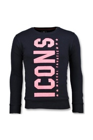 ICONS  Vertical - Coole Sweater Mannen