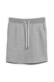 Lock Up Sweat Skirt