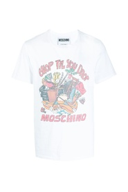 T-SHIRT TRICK OR CHIC