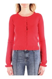 FRACOMINA FR19FP8014 Cardigan Women RED