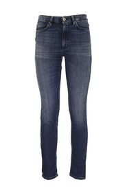 JEANS SUPER SKINNY TROUSERS