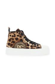 Portofino Sneakers With Leopard Print