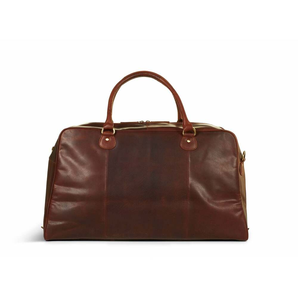 Brown WEEKEND BAG ALBERT | Howard London | Weekendtassen | Herentassen