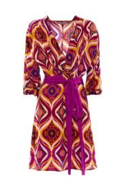 DRESS FLARED DRESS MOROCAIN 30TJ-ADAM