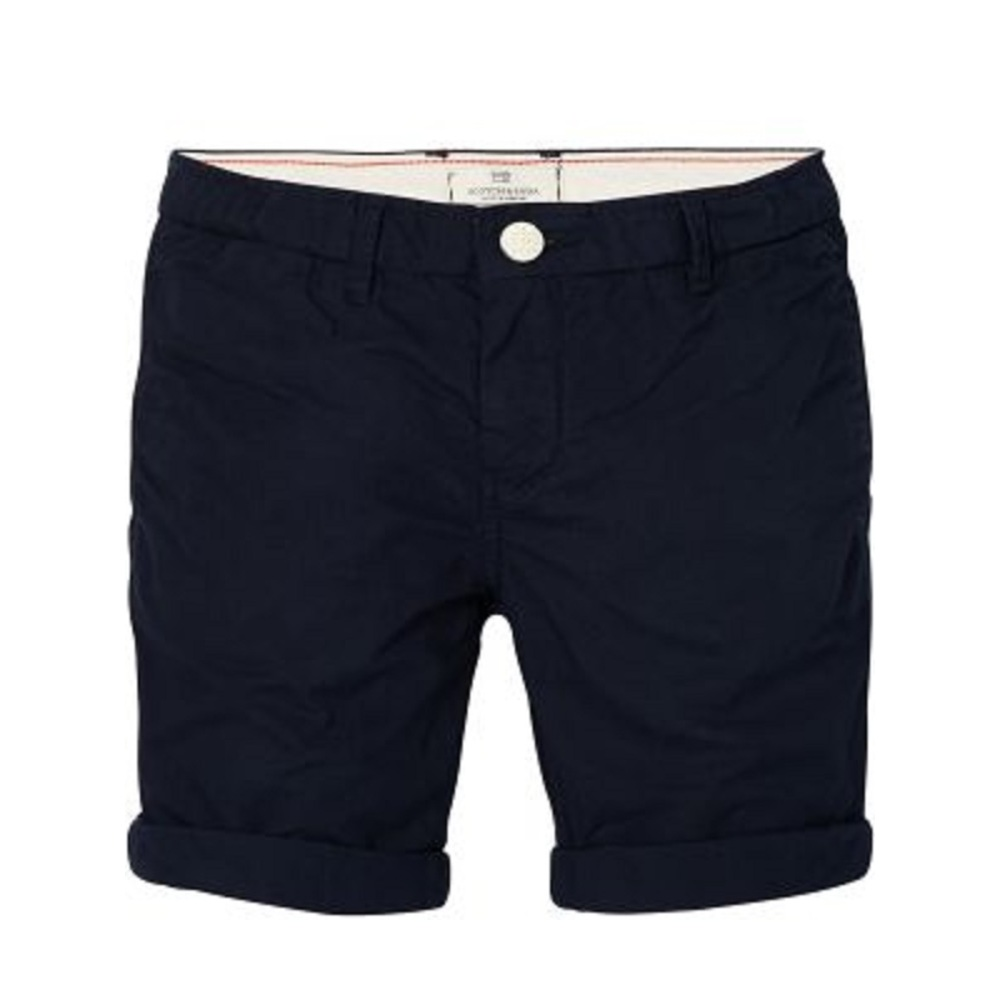 Scotch Shrunk Shorts marinblå