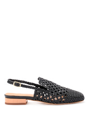 Alois leather slippers