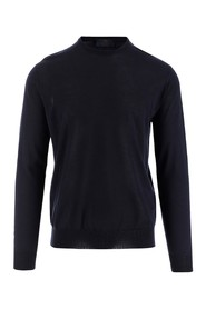 Luxury roll neck made of cashmere and silk blend