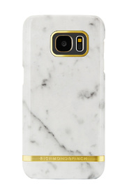 Samsung Galaxy S7 Edge Cover Marble Glossy