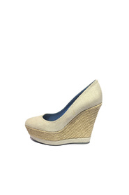 Canvas Platform Wedge