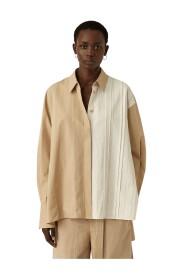 Shirt BACAR  - LinnenOff White