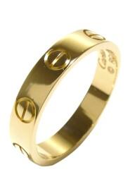 Brugt 18K Mini Love Ring