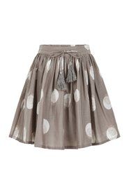 Creamie - Skirt Dots (820788) - Steeple Gray