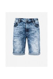 Pure white The Steve Jeans Short W0007