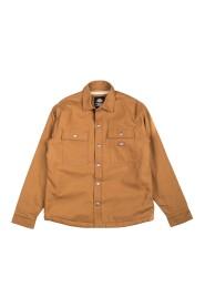 Camicia Shacket Imbottita