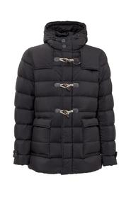 Down Jacket with Frogged Fastening