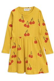 Cherry LS Dress