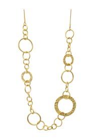 Dansk Smykkekunst Amber Open Necklace Diverse