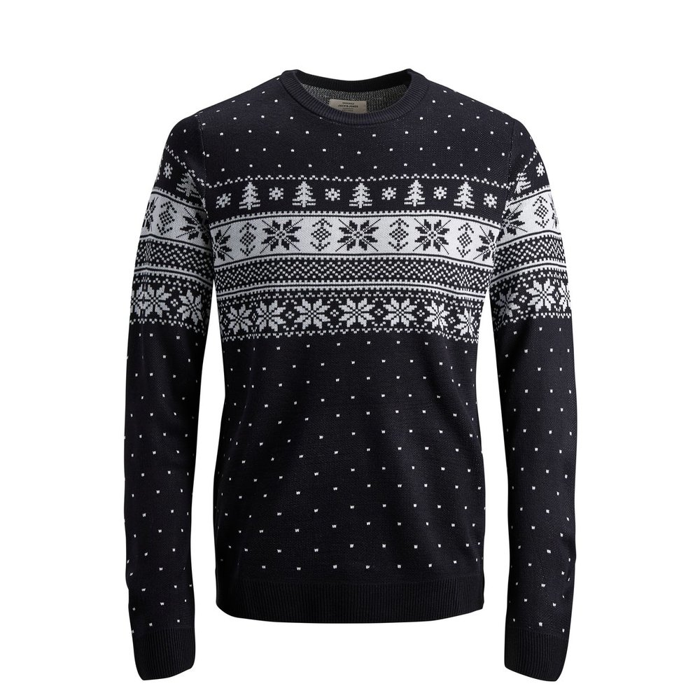 Knitted Pullover X-mas
