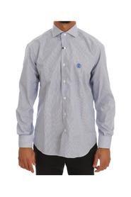 Striped Slim Fit Dress Shirt