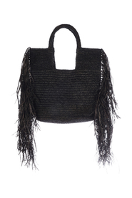 BAG RAFIA FRINGES