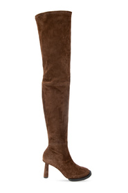 Les over-the-knee boots