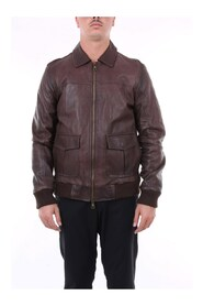 VEGETALEVICTOR Leather jacket