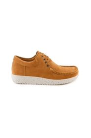 Nature Ruskinds shoes, Anna Suede Toffee